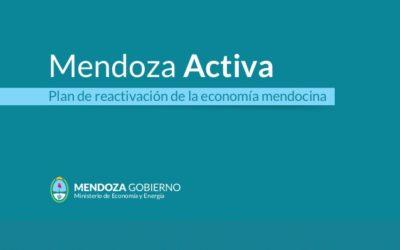 La Cámara de San Martín firmó un convenio de adhesión con el Ministerio de Economía para potenciar Mendoza Activa