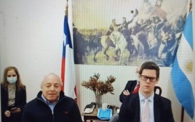 La Cámara participó de una reunión clave con el Embajador de Argentina en Chile