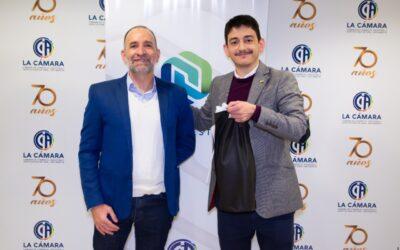 La Cámara agasajó a emprendedores del Este que participaron del Premio Joven Empresario Mendocino 2020