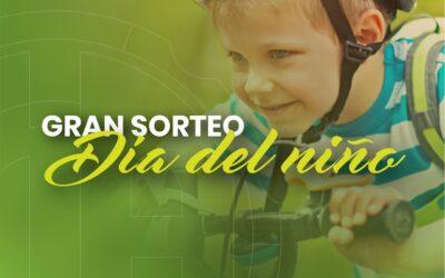 Sorteo del Día del Niño: ¡Ganá una súper bici!