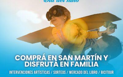 Llega una nueva edición del Centro Comercial a Cielo Abierto a San Martín