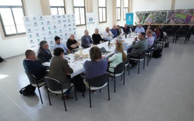 Junto a la Cámara de Comercio, la FEM realizó su reunión semanal en el PASIP
