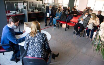PyMEs locales presentaron ofertas para comprar terrenos en el PASIP